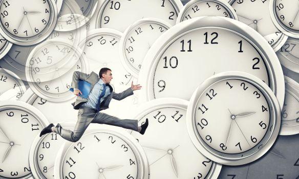 IIM-A instills punctuality
